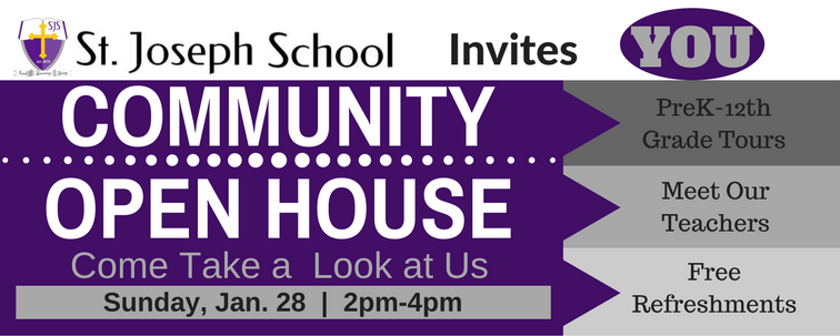 SJS Community Open House