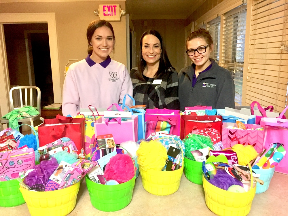 Interact Helps Haven House