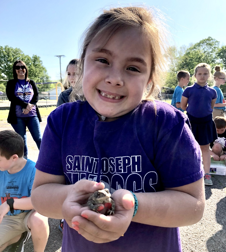 Toad Races Held