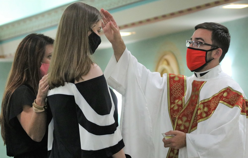 Confirmation Ceremony Conducted