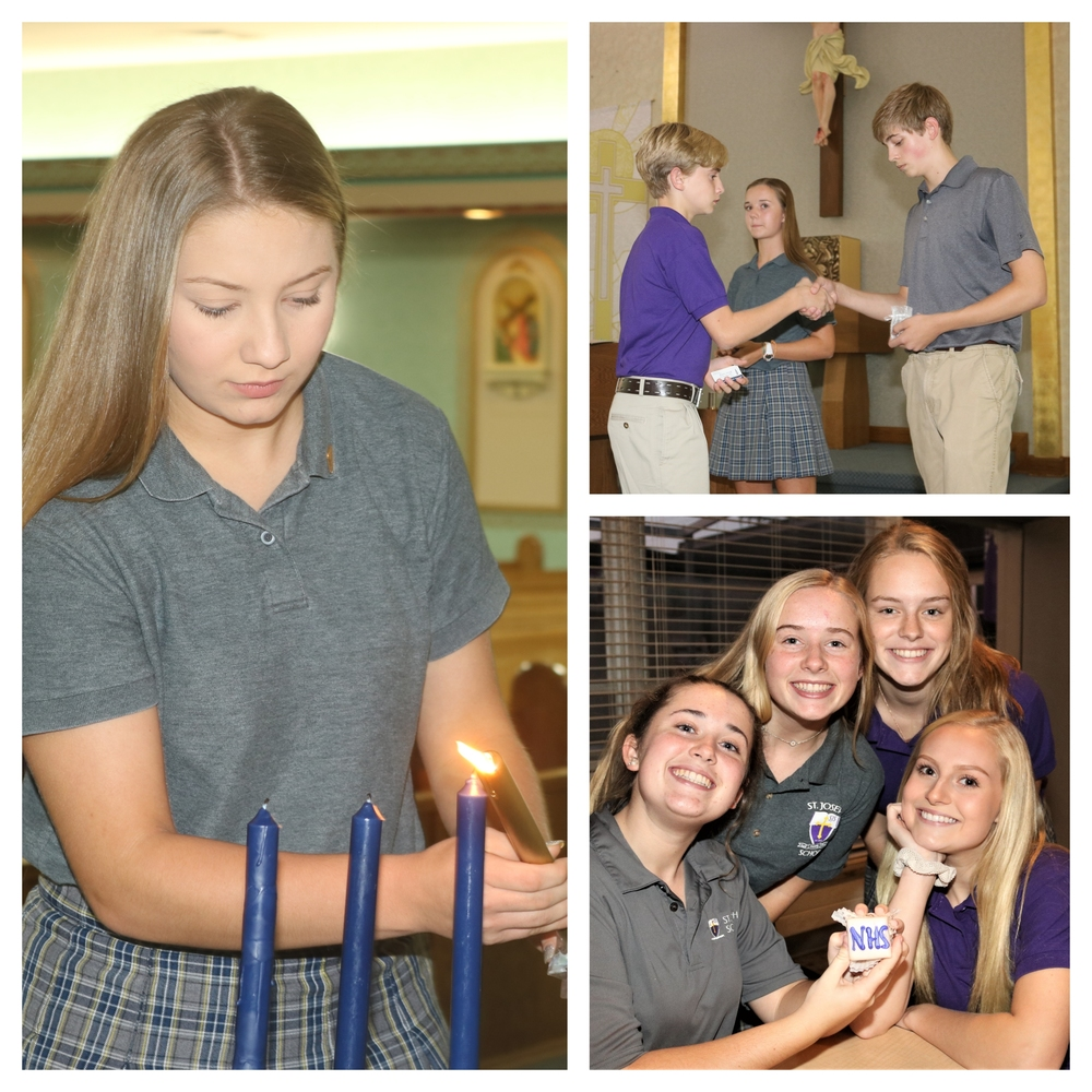 Honor Society Inductions Held