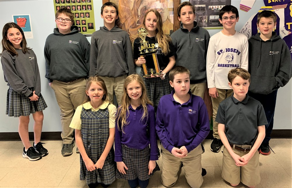 Quiz Bowlers Win Tournament