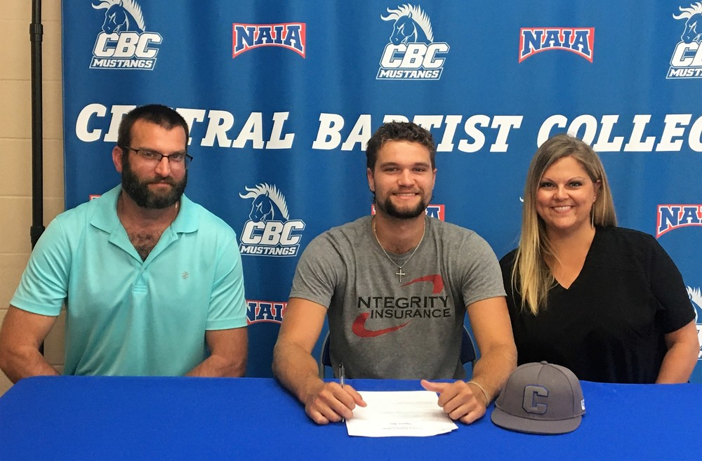 SJS Athlete Signs with CBC