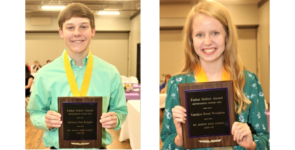 Father Dellert Award Winners Chosen