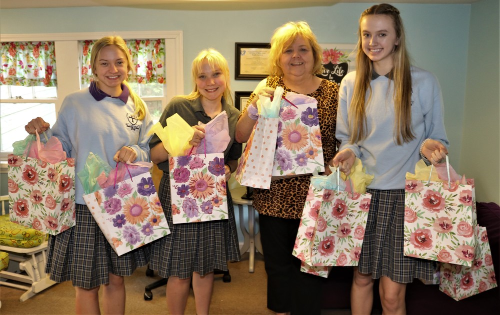 Safe Haven Receives Easter Gifts