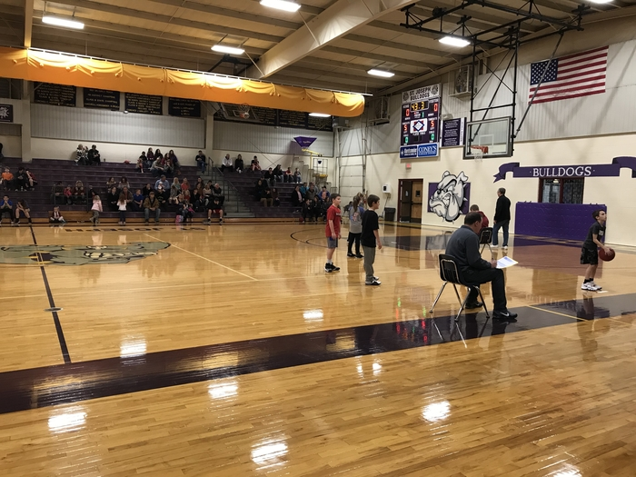 KOC Free Throw Championships - District Level