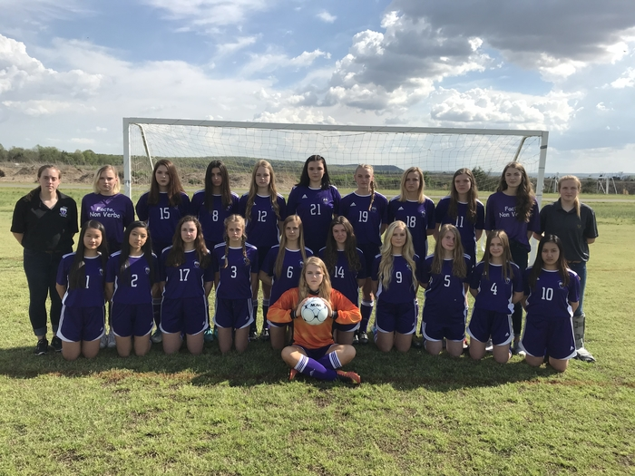Girl's Soccer - Picture Day