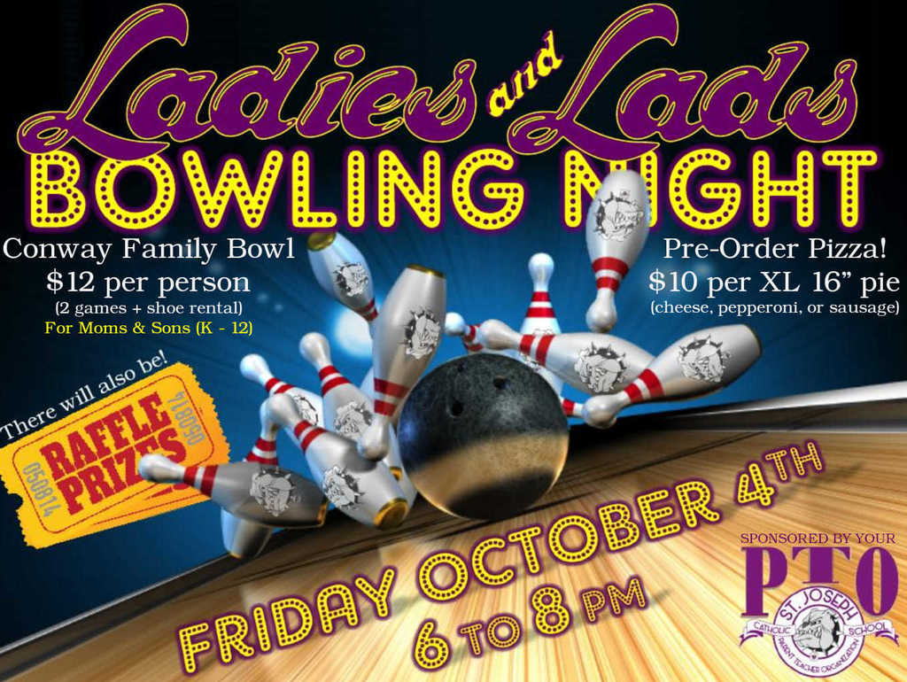 PTO Ladies & Lads Bowling Night